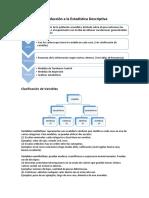 Introducción a La Estadísitica Descriptiva