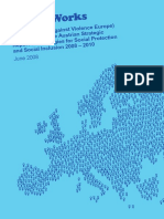 WAVE Submission to the Austrian Strategic Report on Strategies for Social Protection and Social Inclusion 2008 – 2010