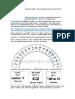 Apontamento de Antena Satélite Amazonas Usando Transferidor Escolar
