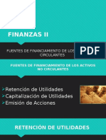 2da Exp. Finanzas II