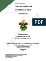 Penuntun Mikrobiologi Pertanian (Umum) (1)