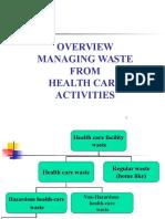 Task C Waste Manage