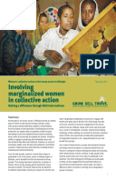 Women's Collective Action in the Honey Sector in Ethiopia