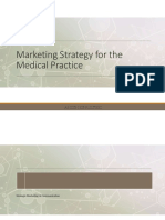 Healthcare Marketing Strategy MGMA 4-22-15