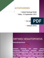 HEMATOPOIESIS.ppt