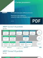 ARM Cortex Portfolio - Public Version - 2116