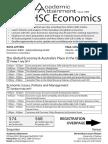 Ross Gittins 2017 ecoonomics lectures