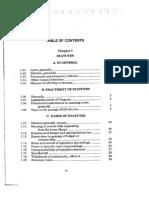 Agpalo Statutory Construction TOC