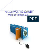 6. Supporting Documents of Material