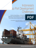5 Indonesia's Top Port Development Challenges