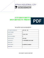 RLC Waste Management Procedure
