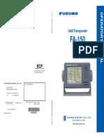 FA150 Operator Manual