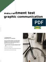 Test-Distance-Graphic Communication IKEA