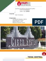Caso Cisco SCM