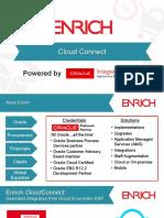 Enrich CloudConnect