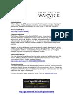 WRAP_Belfiore_Social Inclusion 2002 WRAP