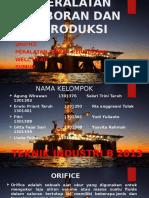 Peralatan Peboran Dan Produksi