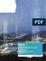 Brochure Mindsphere Mind Your Digital Future