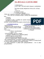 CAVITATEA BUCALu0102