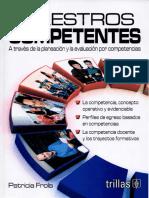 Patricia Frola. Maestros Competentes