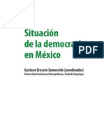 """Situación de la Democracia en México - Capítulo 13 """"Descentralización"""" Autor"""