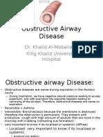 Obstructive Airway Disease