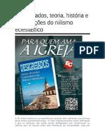 Desigrejados, teoria, história e contradições do niilismo eclesiástico.docx
