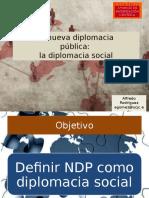 La diplomaia social
