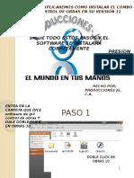 Manual de Instalacion de Ip-3