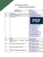 8580list Online Journals Revised