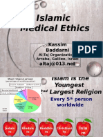 5d Islamic  Medical Ethics.ppt