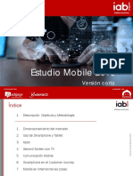 Estudio Anual de Mobile Marketing 2016