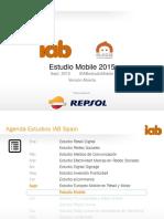 Estudio Mobile 2015