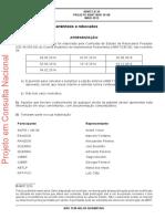 Consulta Nacional Abnt Nbr 14148 Protetores Laterais