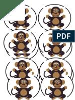 English Year3 17.02.2011 Thursday Grammar Prepositions Monkeys