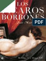 Books Los Picaros Borbones