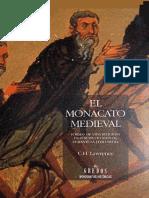 Lawrence C. H. El Monacato medieval. Forma de vida religiosa en europa occidental durante la edad media.pdf