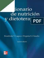 Diccionario.Nutricion.Dietoterapia