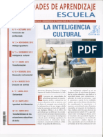 3 Inteligencia Cultural