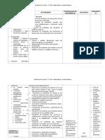 Planificacion Anual Mat 3