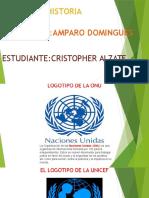 Logotipo de La Onu