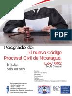 Afiche Ley 902
