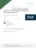 Psychographics & Demographics