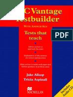 96150179 BEC Vantage Testbuilder Book