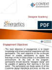 Designer Academy - Synergetics India