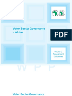 Water Sector Governance in Africa Volume 2 Assessment Guidelines