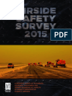 Airside Safety Survey 2015