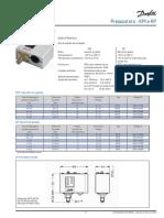 KPI e KP Catalogo Danfoss