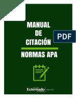Manual de Citacion APA