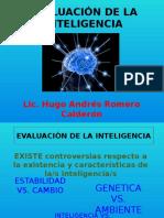 Evaluación de La Inteligencia